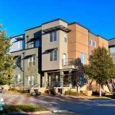 Rental info for Uptown Broadway Apartments in the Boulder area
