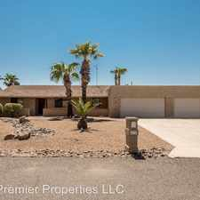 Rental info for 2170 Donner Dr - 2170 Donner Dr. in the Lake Havasu City area