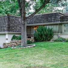 Rental info for Four Bedroom In Arapahoe County in the Centennial area