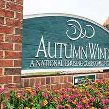Rental info for Autumn Wind Apartments
