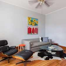 Rental info for 1442 North Paulina Street in the Wicker Park area