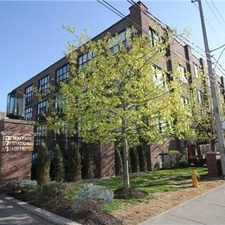 Rental info for 371 Wallace Avenue #25 in the High Park North area