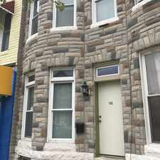 Rental info for 155 N Lakewood Ave in the Patterson Park area