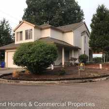 Rental info for 1107 Simmons Court