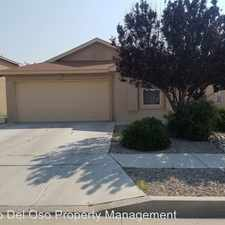 Rental info for 816 Sandy Drive NW in the Los Volcanes area