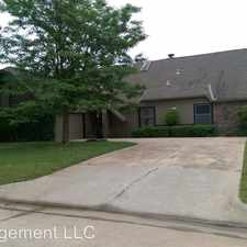 Rental info for 2648 SW 109th Street in the Oklahoma City area