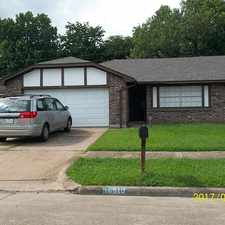 Rental info for 16510 Espinosa Drive in the Mission Bend area