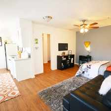 Rental info for 4552 Ave A in the Austin area
