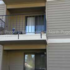 Rental info for Available Now, Amazing Lynnwood Condo! in the Lynnwood area