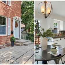 Rental info for Richmond Heights townhome makes homeownership simple!
