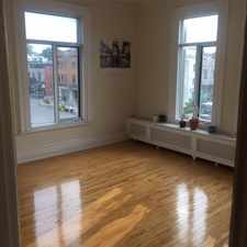 Rental info for 290 Avenue Laurier Ouest in the Plateau-Mont-Royal area