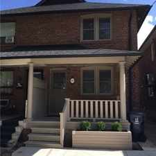 Rental info for 89 Douglas Avenue in the Lawrence Park North area