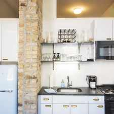 Rental info for 1422 North Milwaukee Avenue in the Wicker Park area