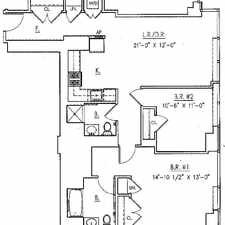Rental info for $8880 2 bedroom Apartment in Jersey City in the Jersey City area