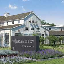 Rental info for The Gramercy New Albany in the Columbus area