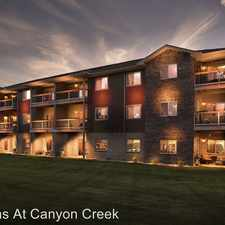 Rental info for The Villas At Canyon Creek 4630 East 54th Street