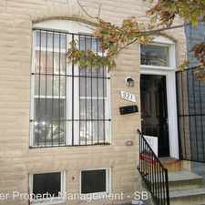 Rental info for 321 E. 21st Street in the Barclay area