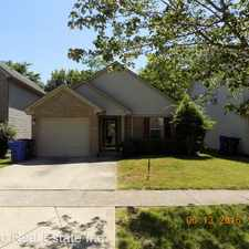 Rental info for 180 Preakness Drive in the Bryan Station area