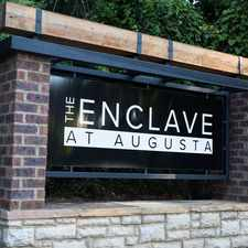 Rental info for The Enclave at Augusta in the Augusta-Richmond County area