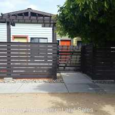 Rental info for 328 North K Street #A in the Lompoc area