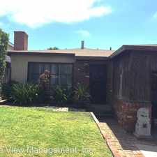 Rental info for 502 28th Street in the 90266 area