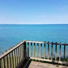Rental info for Beautiful Lakefront Home in the Port Huron area