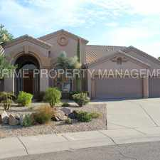 Rental info for 1302 w muirwood drive, phoenix az in the Foothills Golf Club area