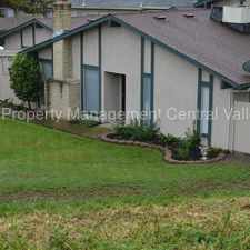 Rental info for Stockton Adorable Single Story Condo 2-Bedroom 1 Bath 1-Car Garage