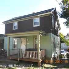 Rental info for 120 Dell St. - 1/2 House