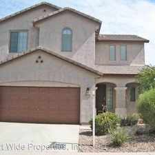 Rental info for 4168 E DESERT SANDS PL