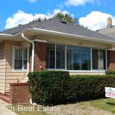 Rental info for 1230 Grove Ave