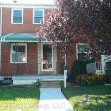 Rental info for 2218 Coralthorn Rd in the Essex area