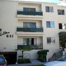 Rental info for 631 Kelton Avenue in the Los Angeles area
