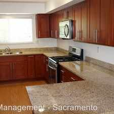 Rental info for 5497 - 5499 Carlson Drive in the Sacramento area