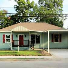 Rental info for 5210 Rand Street in the Houston area