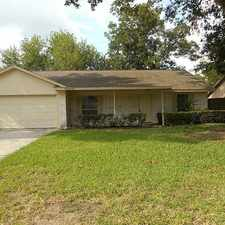 Rental info for 19414 Leafwood Lane in the Houston area