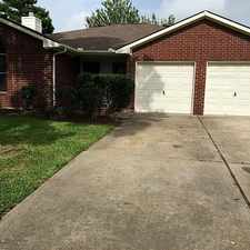 Rental info for 6907 Mariner Grove in the Houston area