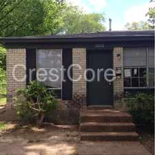 Rental info for 1026 Homer,Memphis, TN 38122 in the Memphis area