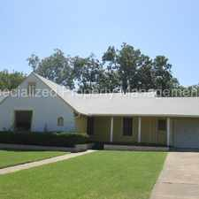 Rental info for 5933 Malvey Ave, Fort Worth - Move in Ready! in the Ridglea North area