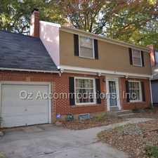 Rental info for 7420 Campbell St in the Waldo area