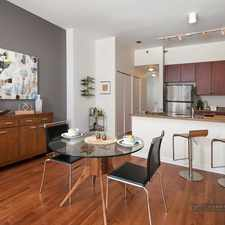 Rental info for W Harrison St & S Clark St in the South Loop area