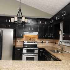 Rental info for FREE RENT!! Beautiful 4/2 house w/ kitchen & dining overlooking living room,car garage.