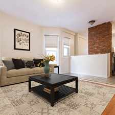Rental info for 159 Grant Avenue