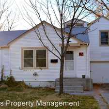 Rental info for 915 N. Pinecrest in the Wichita area