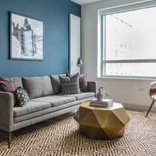 Rental info for $4300 1 bedroom Apartment in South of Market in the Downtown area