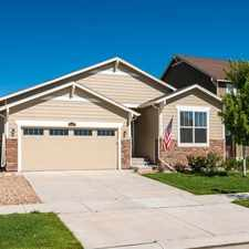 Rental info for $3750 3 bedroom House in Douglas County Parker in the Parker area