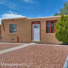Rental info for 1107 Wilmoore Drive SE in the Clayton Heights-Lomas Del Cielo area