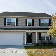 Rental info for 702 Weeping Willow