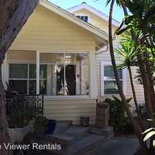 Rental info for 4574 1/2 PARK BLVD in the University Heights area