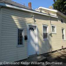 Rental info for 4111 John Court in the Detroit - Shoreway area